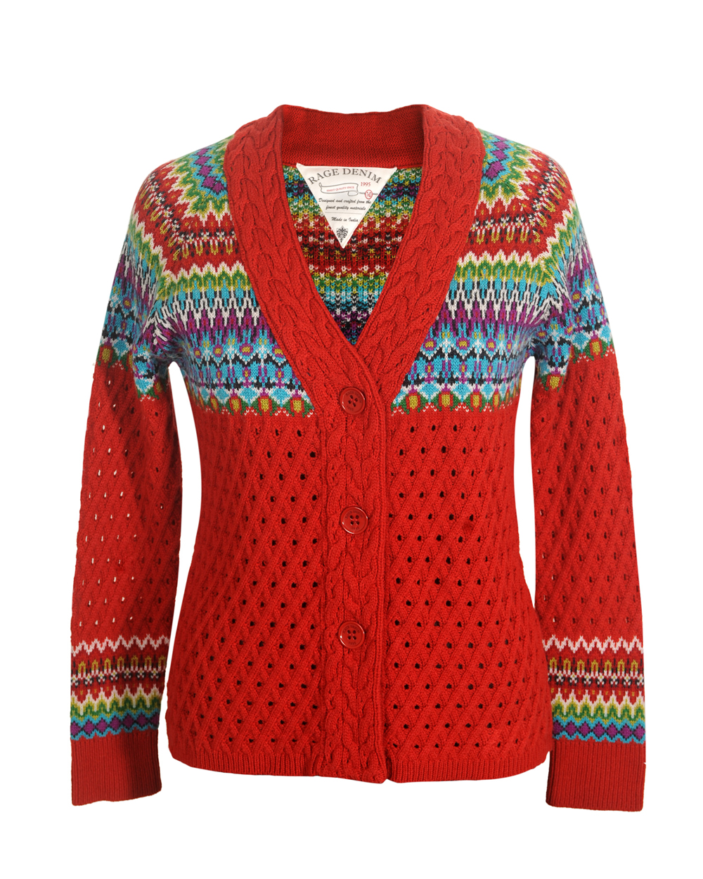 Floral Cardigan Sweaters