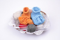 Woollen clothing for babies