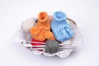 Woollen clothing for babies